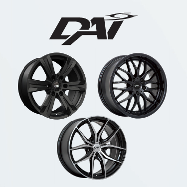 Promotion on DAI Mag wheels